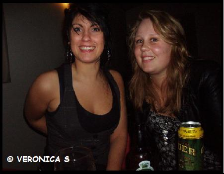Amanda & Meg (jeg er hun lyse:P)